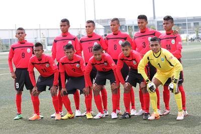2014 JFA ASEAN U-14 Japan (Osaka)-Timor-Leste-Champion