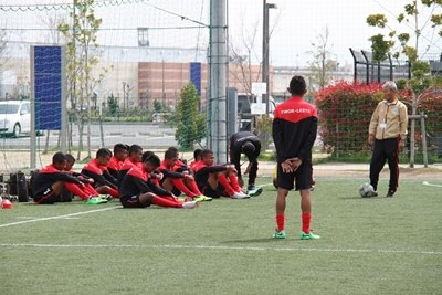 Timor-Leste U14 - 2014 at 2014 JFA ASEAN U-14 Japan (Osaka)