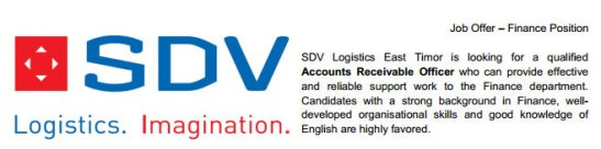 SDV-Job-Offer-Finance-Position
