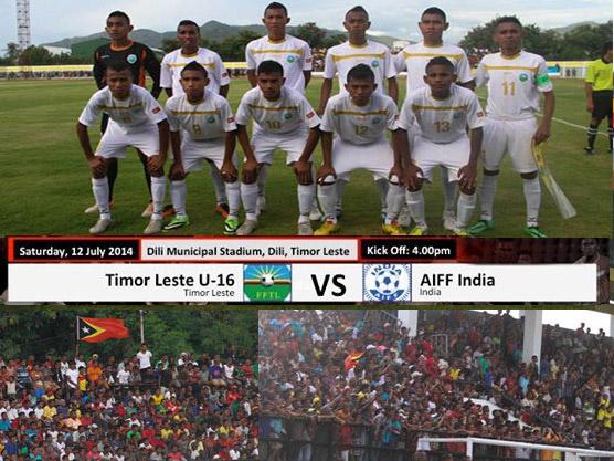 selecao-nacional-timor-leste-u-16-vs-aiff-india-u16
