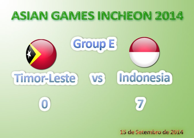 Timor-Leste U23 (0) vs (7) Indonesia U23